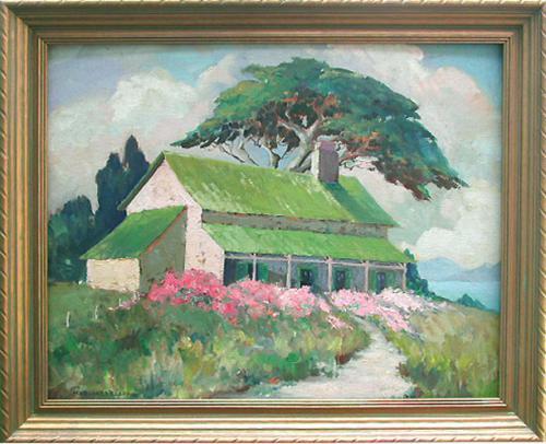 We Buy California paintings